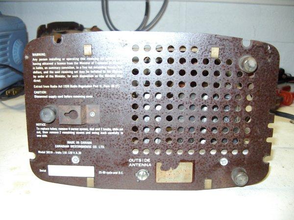 Westinghouse 501 maintenance